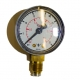 Manometer acetyleen 0-2.5 bar 50mm p/st