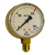 Manometer blank 0-315 bar 63mm p/st