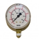 Manometer argon 0-30 L/min 63mm p/st