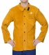 Lasjas rundleder/proban - Golden Brown XXXL p/st